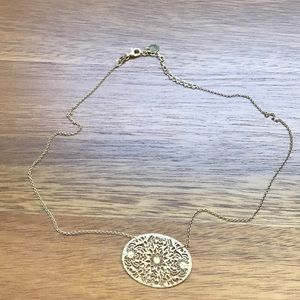 Argentino Vivo necklace in gold